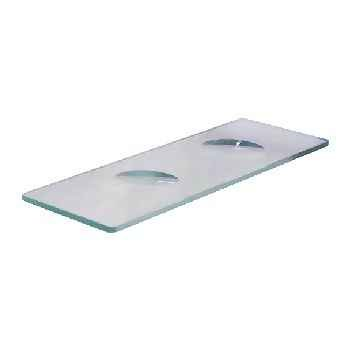 Pack of 12 Microscope Well Slides: 75 x 25 Double Depression from United Scientific Supplies