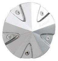Mr. Lugnut C10775 Chrome Plastic Center Cap for Envy Wheels (Mr. Lugnut)
