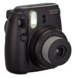 Fujifilm Instax Mini 8 Instant Film Camera (Black)