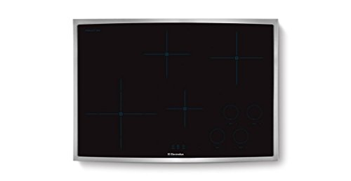 Electrolux Ew30Ic60Ls Induction Cooktop, 30-Inch, Black