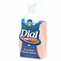 Dial Complete Hand Wash, Foaming, Antibacterial, Original Scent, 7.5 oz. (Dial Soap No Scent compare prices)