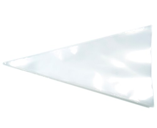 Pridebit Extra Thick Disposable Decorating Bags 12-Inch 100 Pack - Pastry Bag - Piping Icing Bags