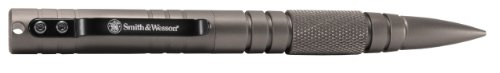 Smith & Wesson Swpenmps Military And Police Tactical Pen, Metallic Silver