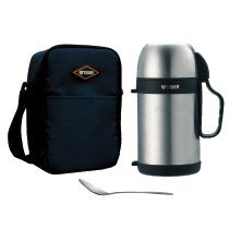Tiger MCW-P071 Tiger .7 Liter Vacuum insulated Food Thermos (Tiger Food compare prices)