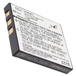 Battery for PENTAX Optio A10, Optio A20, Optio A30, Optio A40, Optio L20, Opt...