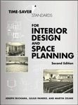 img - for Time-Saver Standards for Interior Design and Space Planning, 2nd Edition [Hardcover] book / textbook / text book