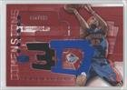 Richard Hamilton #738 999 Detroit Pistons (Basketball Card) 2003-04 Upper Deck Triple... by Upper+Deck+Triple+Dimensions