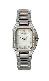 Citizen Women's EX1176-59D The Signature Collection Eco-Drive Fiore Watch