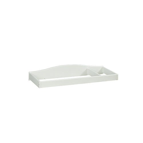Harbor Changing Topper White front-790970