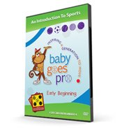 Baby Goes Pro DVD Early Beginning - Gigi Fernandez