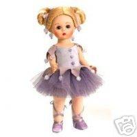 Brand New Madame Alexander Lilac Ballet Recital