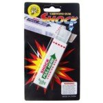 Fun Mischievous Electric Shock Chewing Gum (White) - Practical Joke