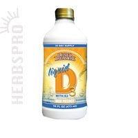 Liquid D3 With K2 Hi-Potency, 16 Oz ( Multi-Pack)