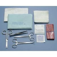 Busse Deluxe Wound Closure Tray with Instruments, Sterile, 20/cs