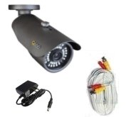 Q-See QM6006B Weatherproof I 600TV Line of Resolution I 120ft Night Vision
