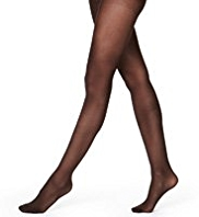 3 Pair of 40 Denier Opaque Tights