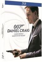 James Bond : Casino Royale + Quantum of Solace [Blu-ray]