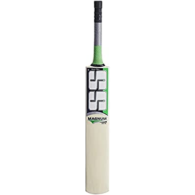 SS Magnum English Willow Cricket Bat, Size 2