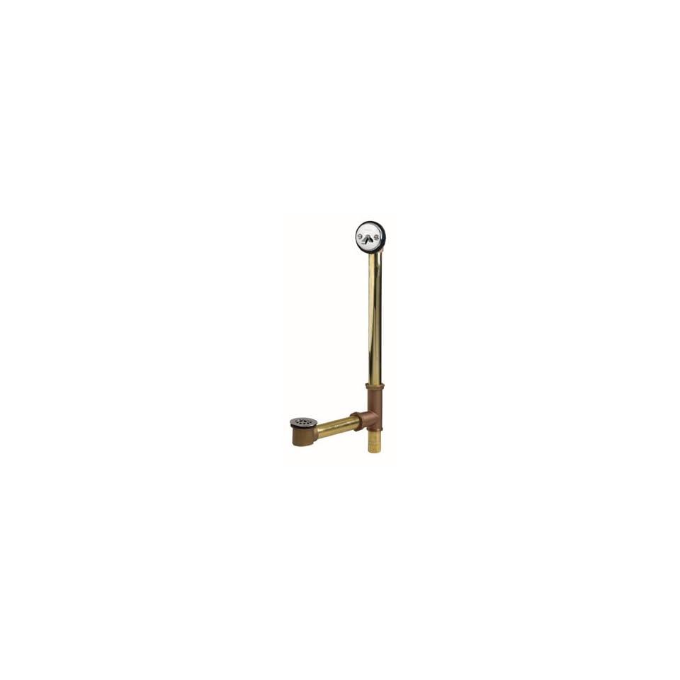 Gerber 41 813 Bath Drain Roman Trip lever Polished Chrome
