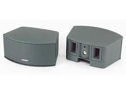 Bose 3-2-1 Gray Speakers