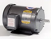 1/8hp 1725RPM 42 Frame TEFC 208-230/460 Volts Baldor Electric Motor # M3353 Picture
