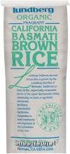 Rice Brown Basmati Organic 25 BulkB0000CEQA4