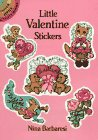 Little Valentine Stickers (Dover Little Activity Books) (0486261921) by Barbaresi, Nina