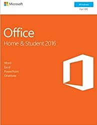 Microsoft Office 2016 Home & Student FPP License