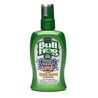 Bull Frog Water Armor Sport Quik Spray Sunblock, SPF 50 4.7 fl oz (138 ml)