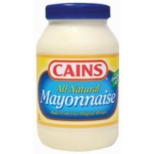 Cains All Natural Mayonnaise, 30 Ounce -- 12 per case.