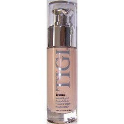 TIGI Satin Liquid Foundation for Women, Bisque, 1 Ounce