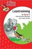 LÜK: Lesetraining 2: Motivierende Übungen zum Lesen lernen ab Klasse 2