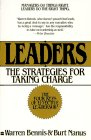 Leaders: The Strategies for Taking Charge (0060913363) by Warren Bennis