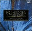 オネゲル:交響曲全集
