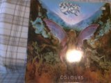 Eloy Colours Vinyl Album