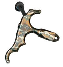 Trufire Corp 3d Hunter Release Camo Head Rotates 360 Degrees Fully Adjustable Trigger Tension