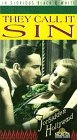 They Call It Sin [VHS]