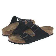 Birkenstock Men'S Arizona Slide Sandals,Black,42 Eu (9-9.5 N Us Men / 11-11.5 N Us Women) front-906717