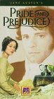 Pride and Prejudice [VHS]
