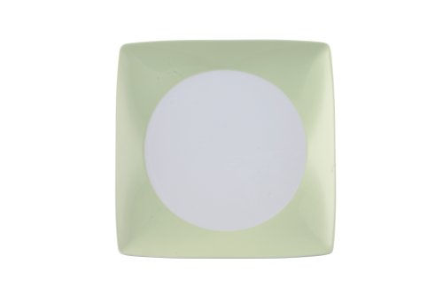 Buy Thomas by Rosenthal No:Limit Pastel Green Dinner Plate, Square Flat