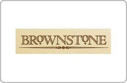 Brownstone Gift Card ($10)
