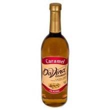 Da Vinci Gourmet Caramel Classic Syrup, 750 Milliliter -- 6 Per Case. front-139879
