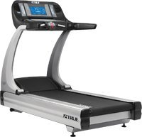 True Cs8.0 Treadmill Commercial Exercise Machine, 11-gauge, Robotically Welded Steel Frame Brushed Aluminum Powder Coat Finish Equipped with a Powerful Max-drive(tm) Ac Motor Patented Soft System(r) Offers a Biomechanically Correct Running Surface
