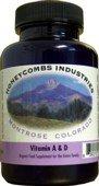Honeycombs Vitamins A & D Vcaps, 120 Ct