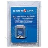 TomTom Work TRUCK-NAV WE-CE Map on SD 04/2008 LKW Navigation (31 Länder Europas)