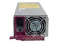 HP - Power supply - hot-plug / redundant ( plug-in module ) - 1.2 kW RPS 1200W C3000 ENCL & DL580 G5 (BUY 2 FOR DL) Manufacturer Part Number 437572-B21