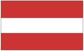 NEW Austria Flag 3x5 ft Austrian Banner 3 x 5