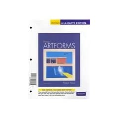 Prebles' Artforms, a la Carte Plus MyArtsLab (10th Edition