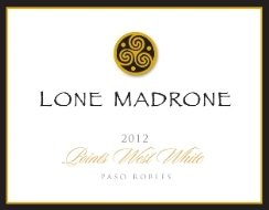2012 Lone Madrone Points West White 750 Ml