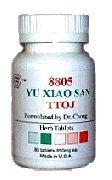 8805 Yu Xiao San 80 Tablets X 3
